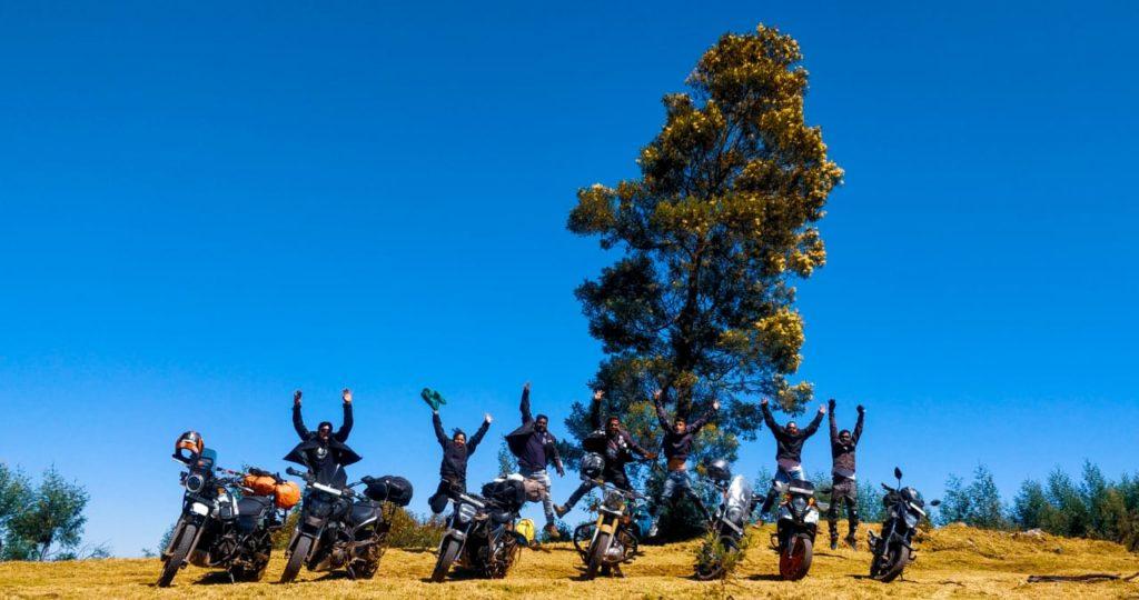 poombarai bikeride