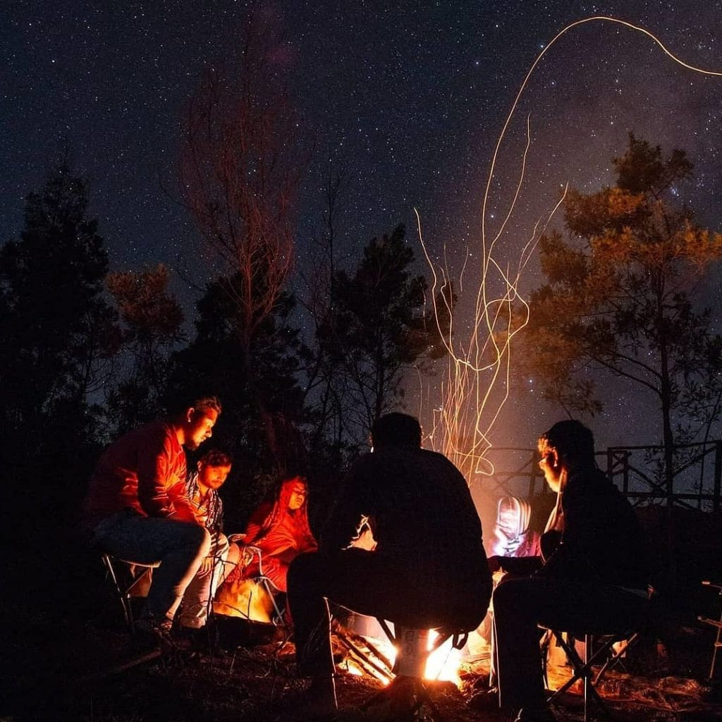 poombarai stargazing