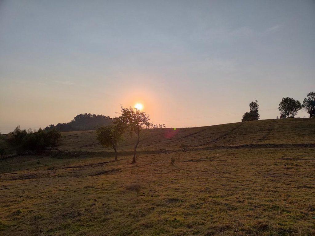 poombarai sunrise